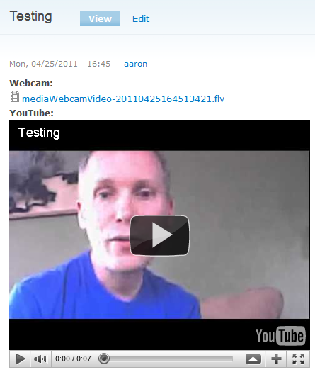 MONICA: Webcam free tube
