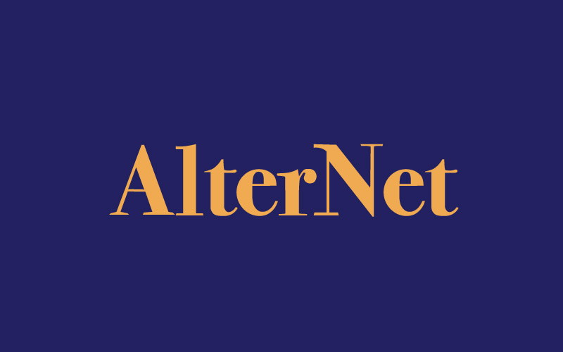 AlterNet teaser site screenshot