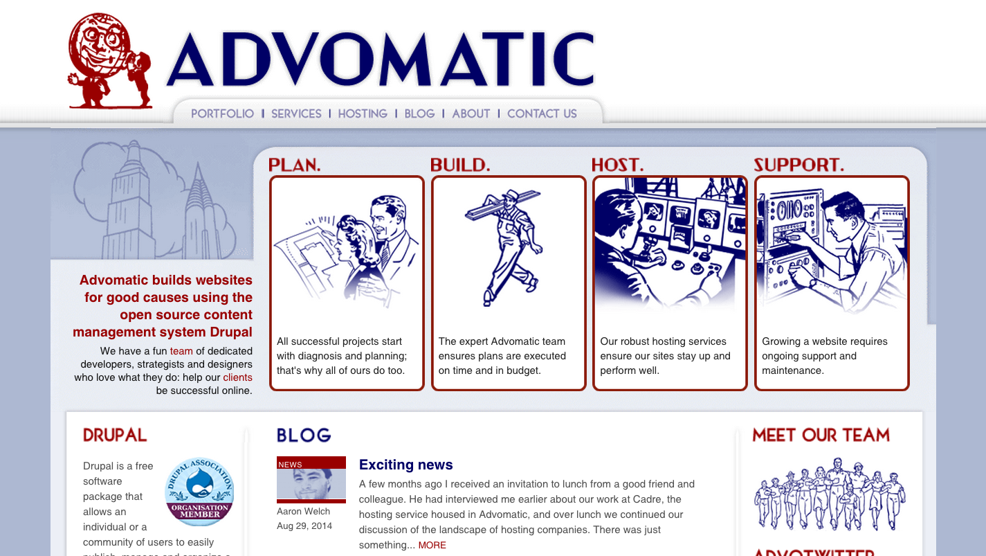 advomatic.com screenshot