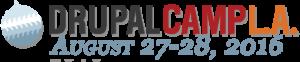 Drupalcamp LA logo